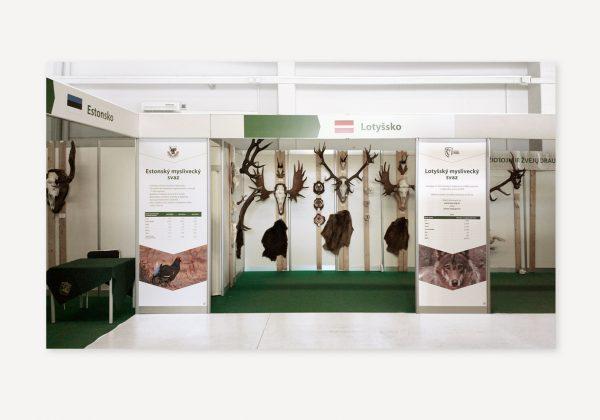 Návrh jednotného stylu pro mezinárodní výstavu Natura Viva 2015