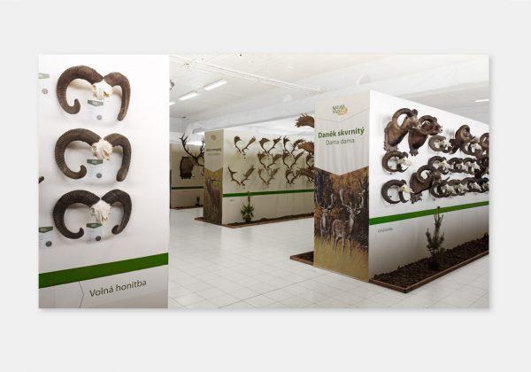 Jednotný návrh designu mezinárodní výstavy Natura Viva 2015