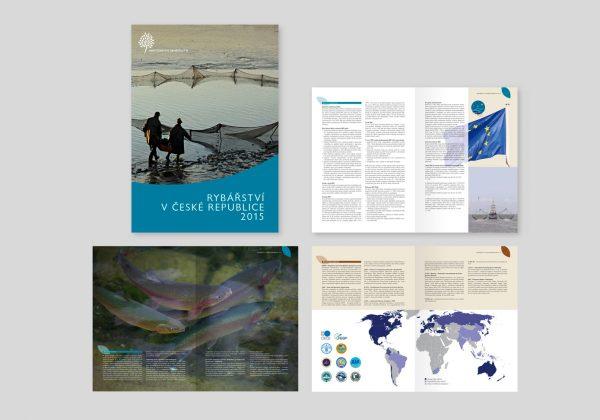Brožura pro Ministerstvo zemědělství ČR