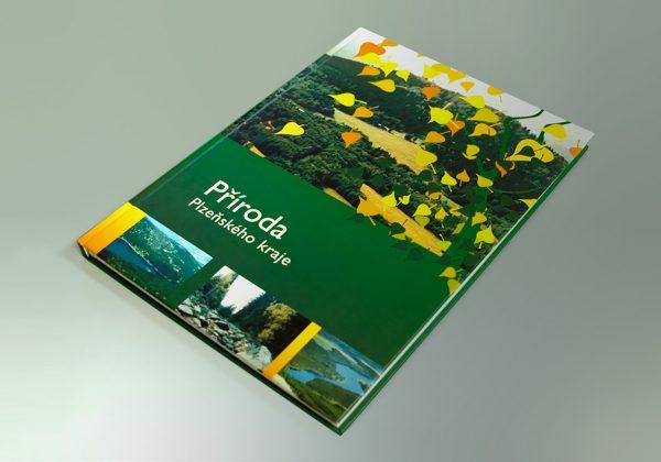 Zpracování publikace Příroda Plzeňského kraje
