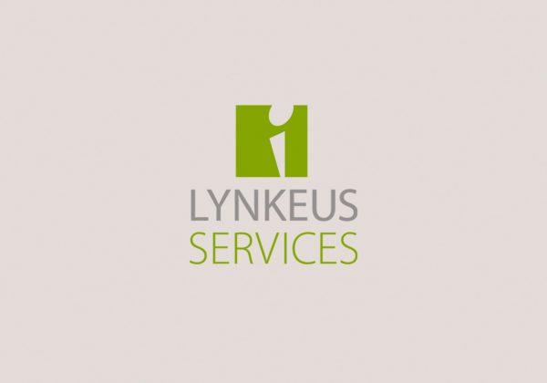Návrh logotypu LYNKEUS SERVICES