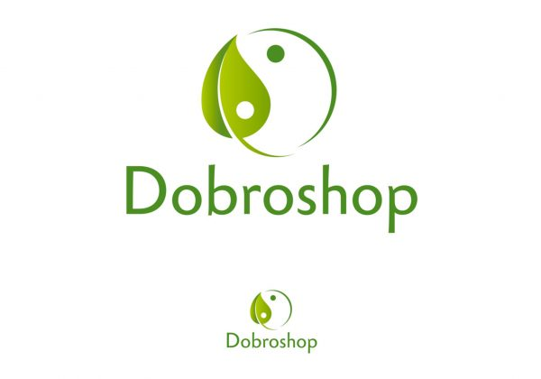Návrh logotypu Dobroshop
