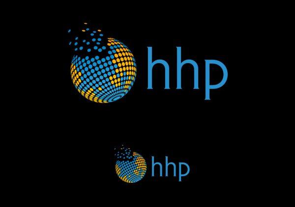 Návrh logotypu hhp