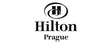 Logo Hilton Prague